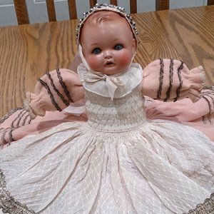 Armand Marsielle Collectible Vintage doll